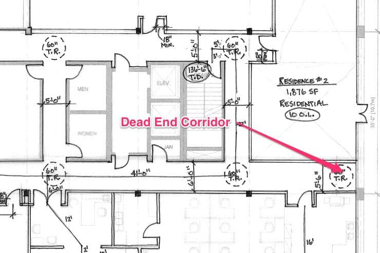 Dead-End-Corridor