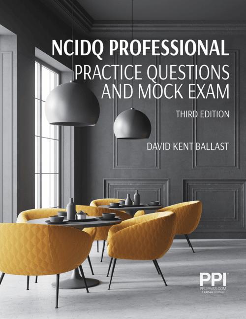 NCIDQ Professional Practice Questions