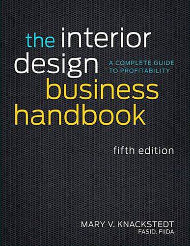 The Interior Design Business Handbook A Complete Guide To Profitability