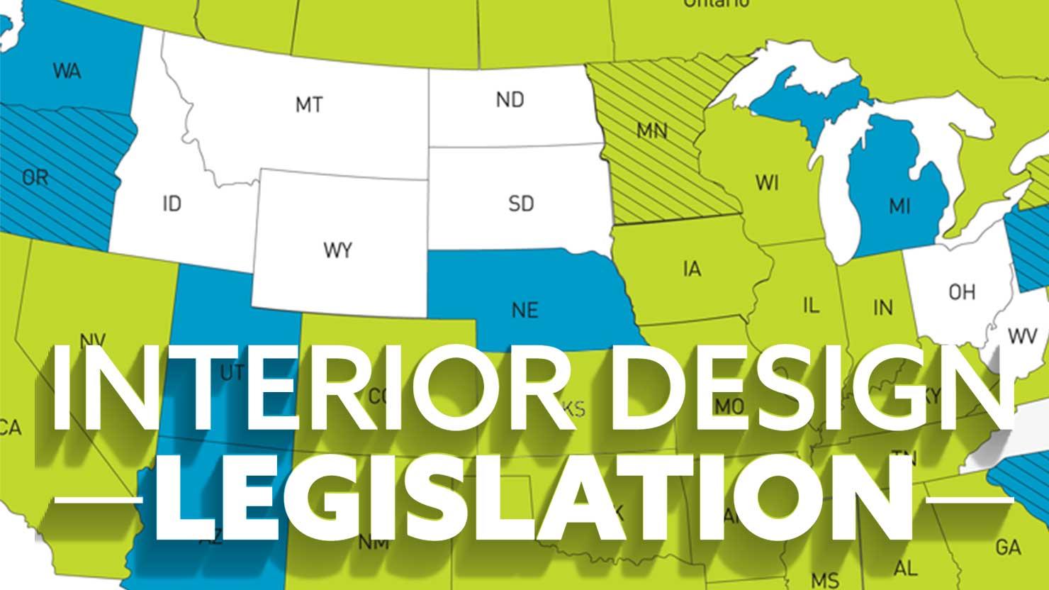 Why Have NCIDQ or Interior Design Legislation