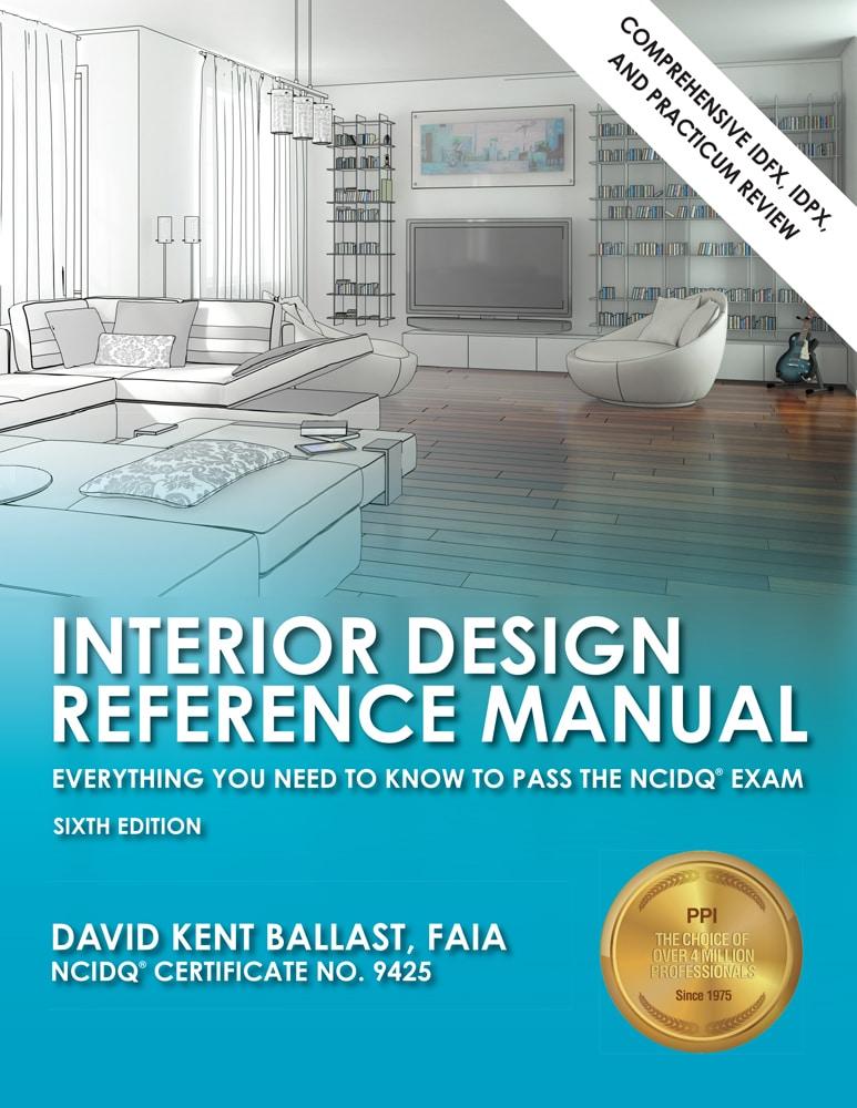 Ebook Interior Design Reference Manual