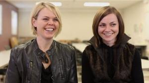 Aga Artka and Jenny Schrank are writing a book on Interior Design Branding