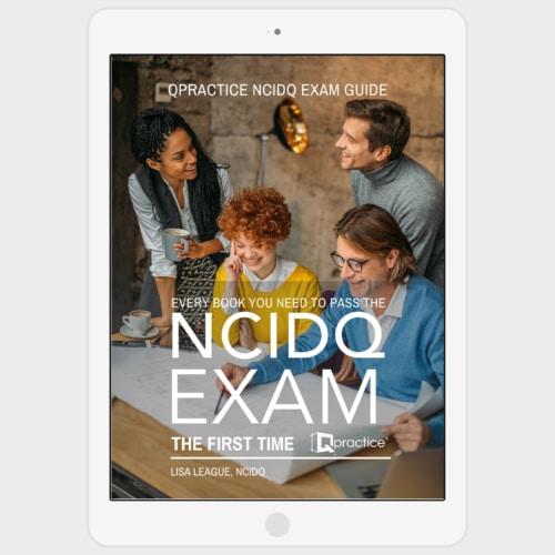 Qpractice NCIDQ Exam Guide eBook