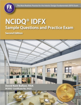 12900 NCIDQ IDFX Sample Questions