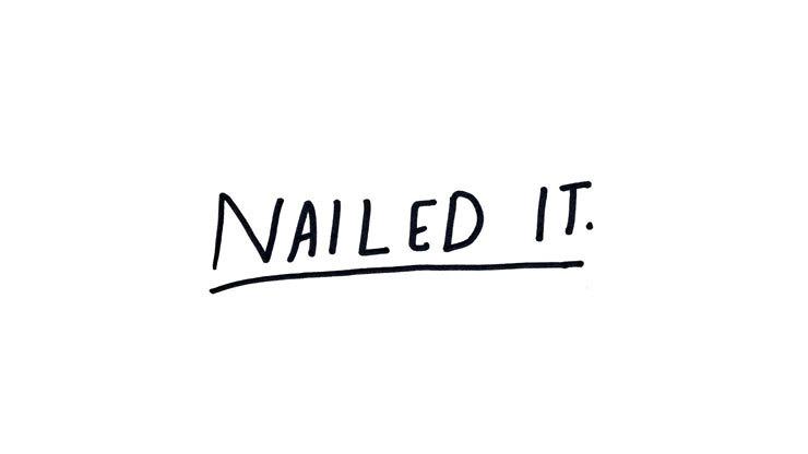 You nailed it - the NCIDQ Exam